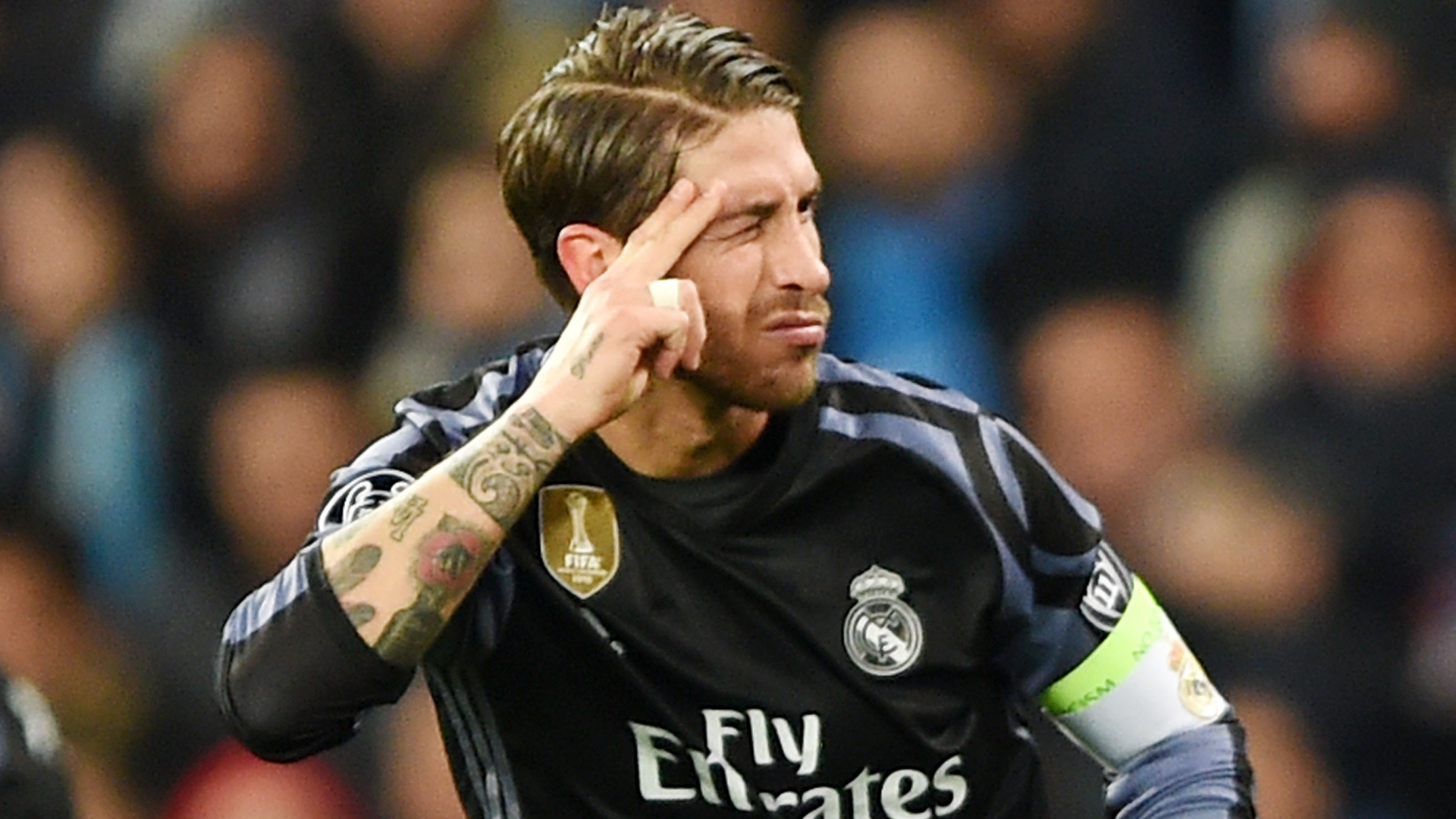 I can emulate unstoppable ramos says madrid target - Sergio madrid ...