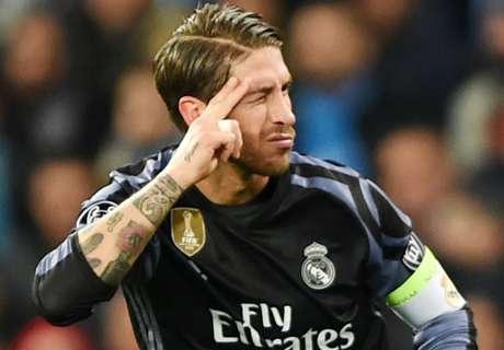 Sergio Ramos stars as Real Madrid win