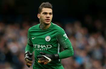 The next David James? Ederson eyes outfield role at Man City