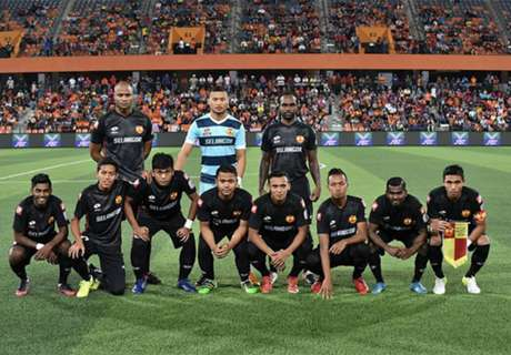 Selangor may be without three star forwards