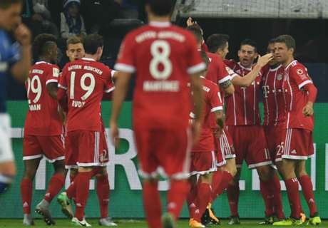 Briljantni James u sigurnoj pobjedi Bayerna kod Schalkea