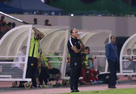 Mistakes cost Morais his first JDT defeat