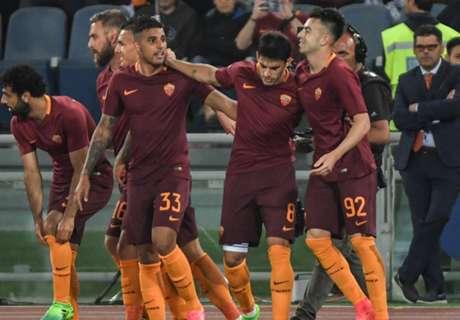 Serie A: Rom fertigt Juventus ab