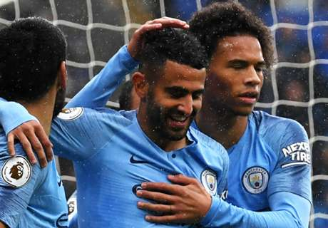 Mahrez and Foden deserve to play more minutes- Guardiola