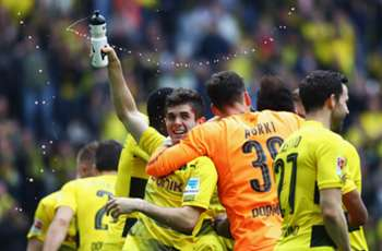 Americans Abroad: Christian Pulisic wins penalty as Dortmund finishes third