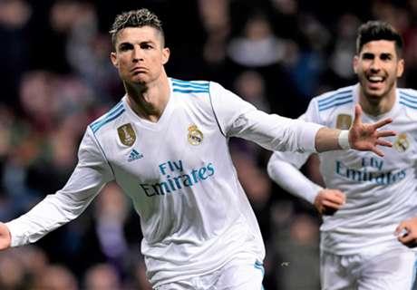 Quat-Trick Ronaldo Bawa Madrid Gilas Girona