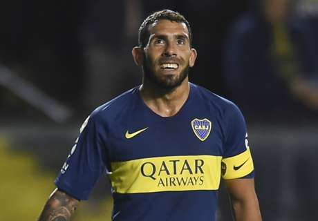 Will this be Carlos Tevez's last Superclasico?