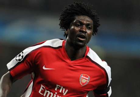 Adebayor: Arsenal