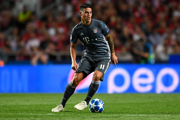 Mercato - Real Madrid : James Rodriguez se rapproche de l'Atlético Madrid