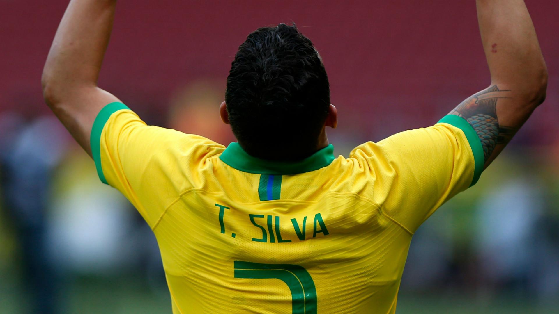 """Copa América, Brésil - Thiago Silva : """"Neymar ? C'est un joueur indispensable"""""""
