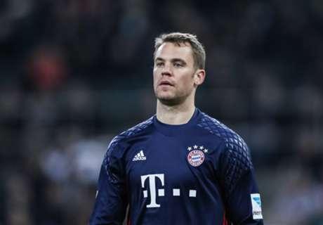 Bayern-Schock! Pause für Manuel Neuer