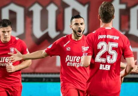 Assaidi neemt FC Twente bij de hand; fans bedanken René Hake