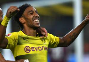 Pierre-Emerick Aubameyang (Borussia Dortmund): Aubameyang's brace wasn't enough as Dortmund lost 3-2 to RB Leipzig in a Bundesliga match on Saturday. With the double, the 28-year-old took his tally for the campaign to ten goals in only eight appearance...