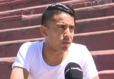 Jose Luis Gómez sueña con la Libertadores y con Rusia: