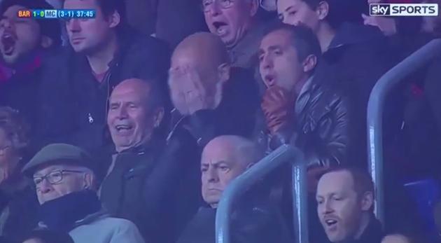 مراوغات خالدة في دوري أبطال أوروبا جوارديولا يضحك على ميلنر