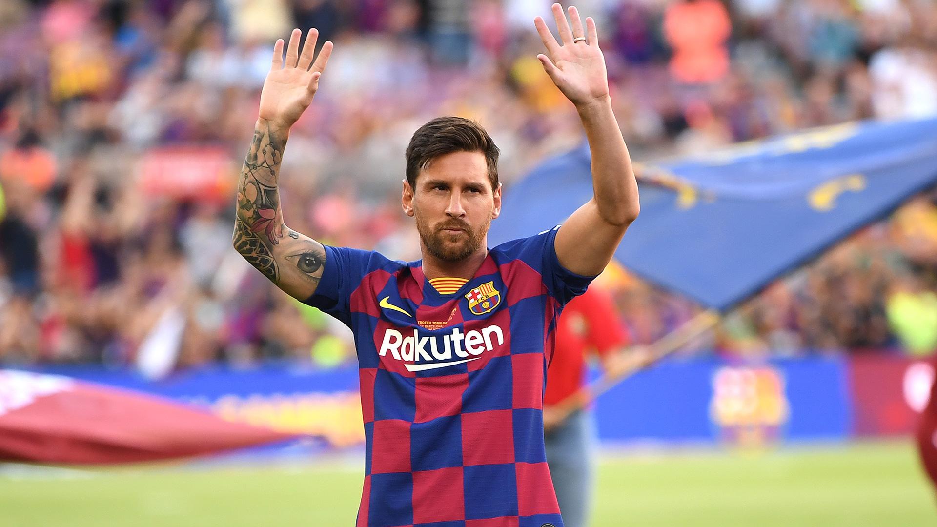Ligue des champions - Lionel Messi est dans le groupe du Barça pour affronter Dortmund
