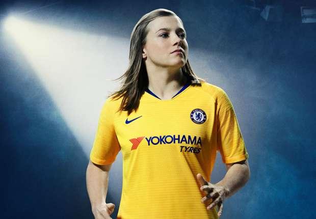 Chelsea news  Blues unveil yellow away kit for 2018-19 season - Goal.com 1b0316d93