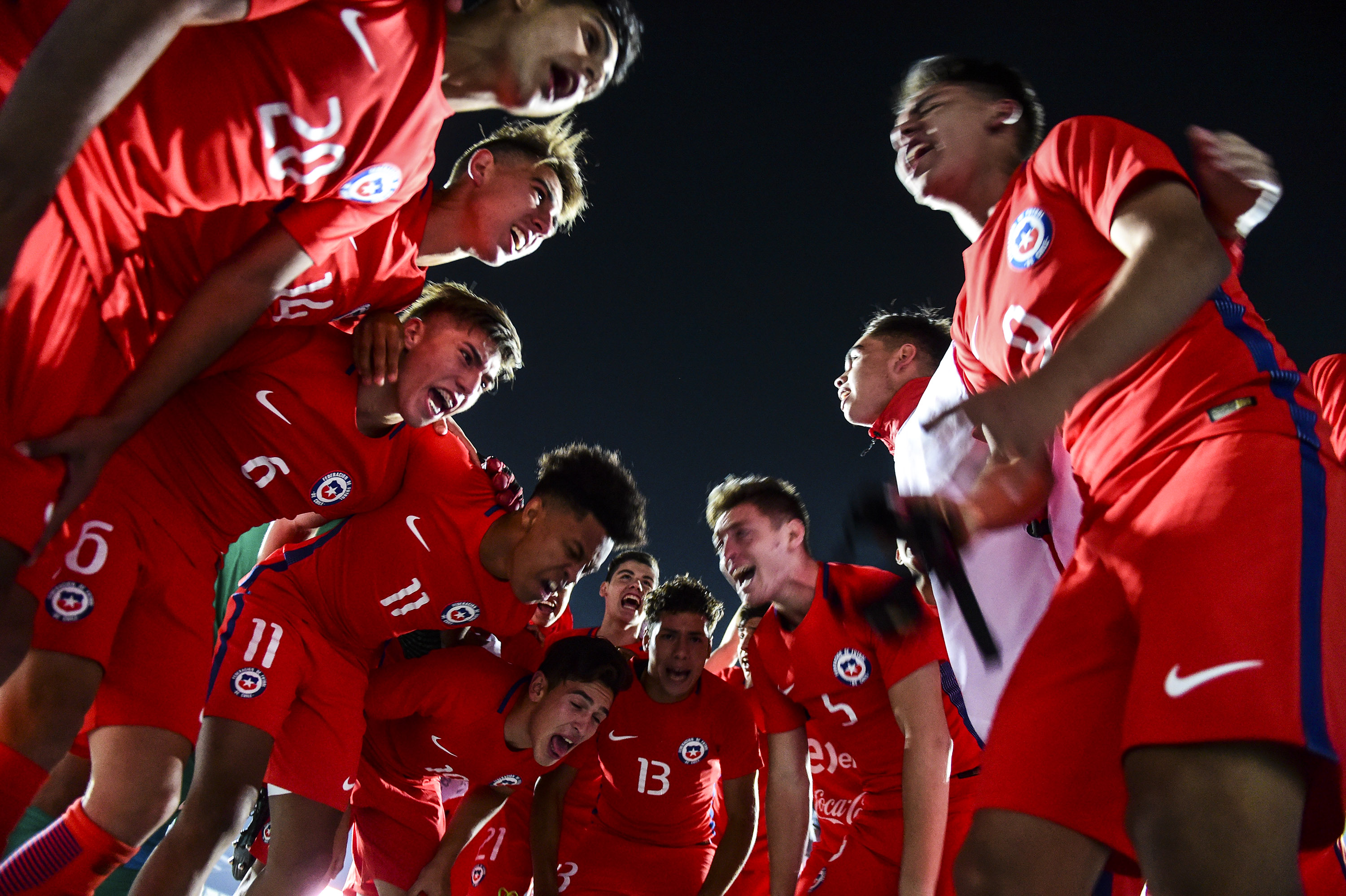 FIFA U-17 World Cup 2017: All you need to know about Chile ... Chilean Soccer Team 2017