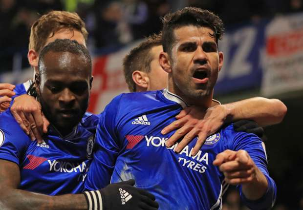 Chelsea 2-0 Hull City: Costa back with a bang for Blues