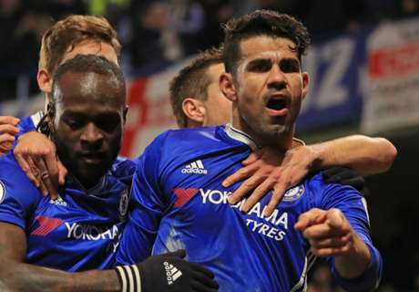 No talk, all action: Costa sends message