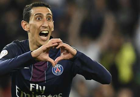 WATCH: Di Maria & Cavani star for PSG