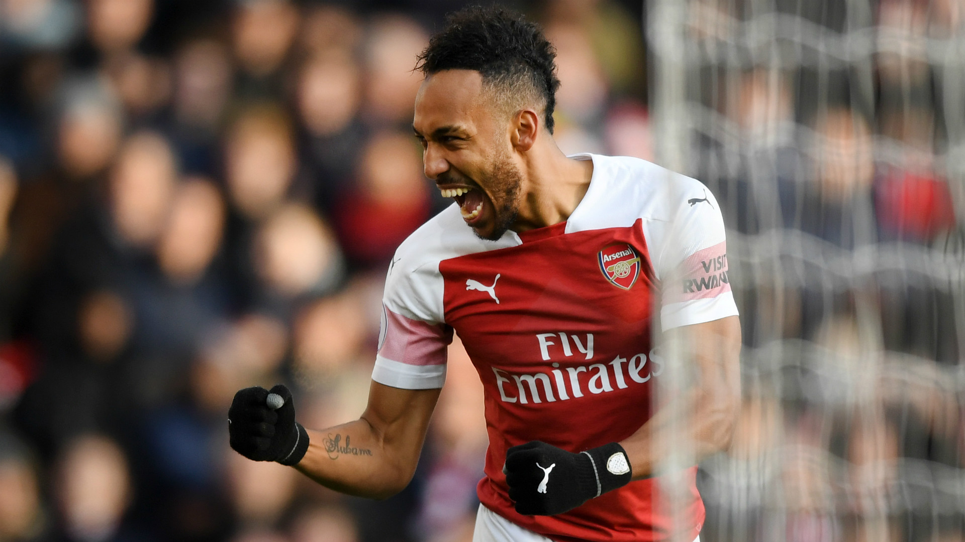 Arsenal striker Aubameyang: I was s*** against Liverpool!