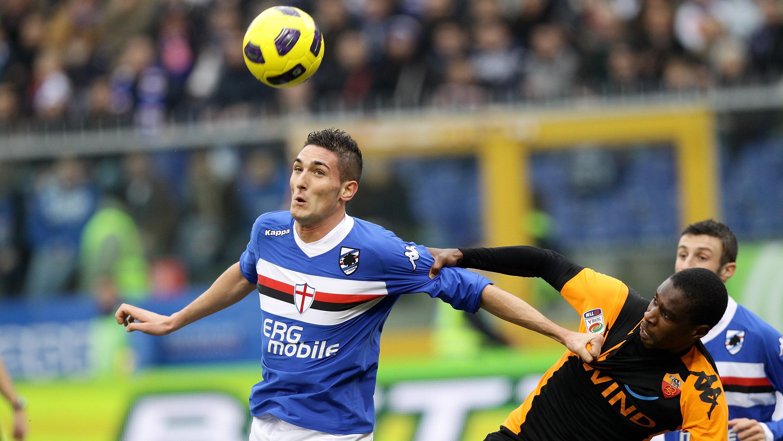 Federico Macheda Sampdoria