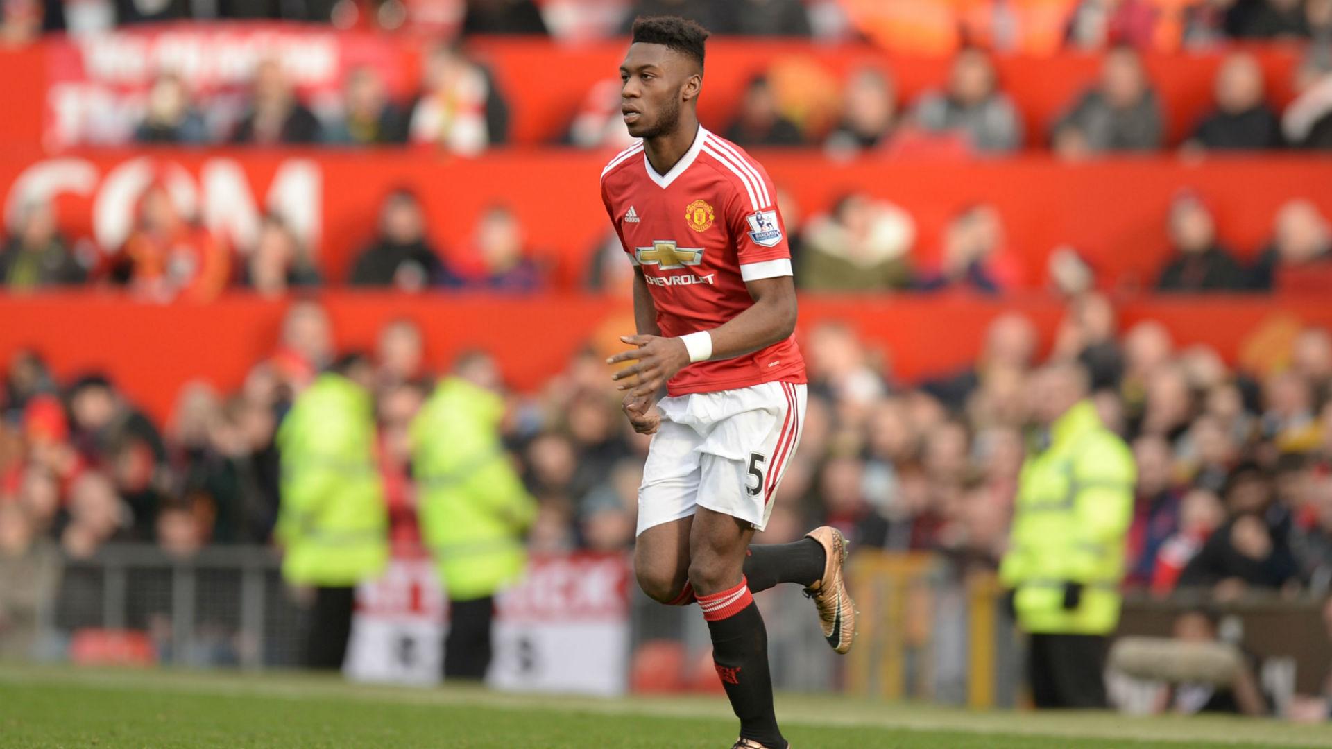 Tim Fosu-Mensah Manchester United