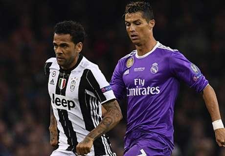 Real ohne Ronaldo schwächer? Dani Alves ist anderer Meinung