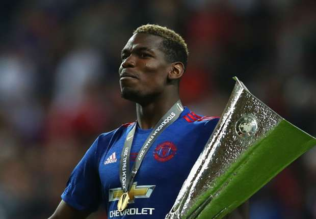 For Manchester! Hero Pogba leads United to emotional ...