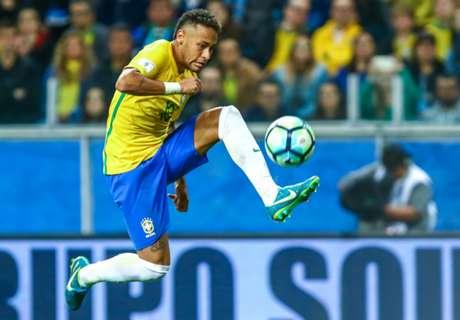 Brasilien testet vor der WM bereits in Moskau