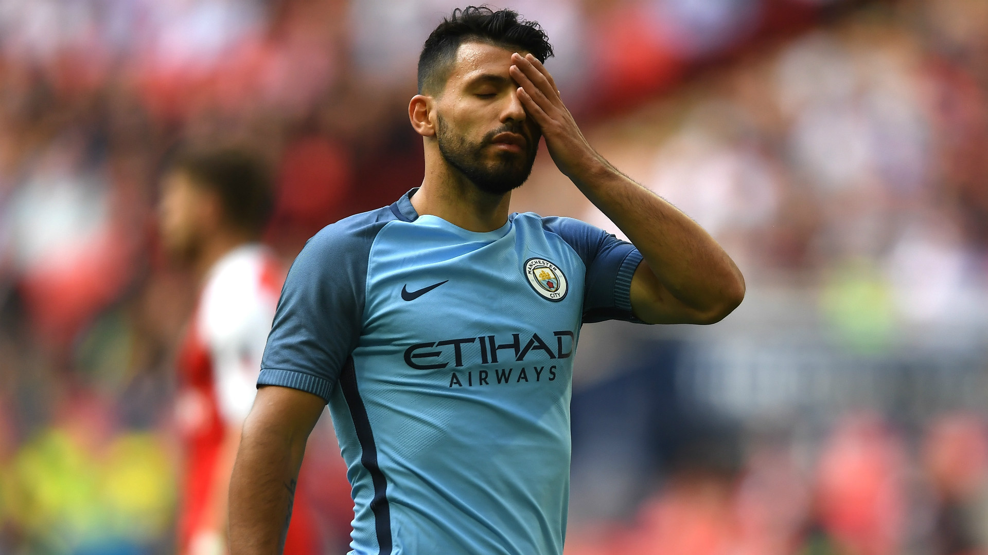 'He is happy and will remain' - Aguero's agent says he will stay at Man City