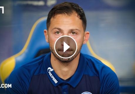 VIDEO: Tedesco über Schalke-Krise, Goretzka und Kovac