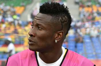 Gyan fined for 'unethical hair' in United Arab Emirates