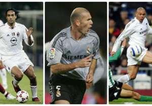 Cristiano Ronaldo heeft de hoogste rating in FIFA 18. Samen met deze topspelers van vroeger erbij kun je een aardig elftal maken!