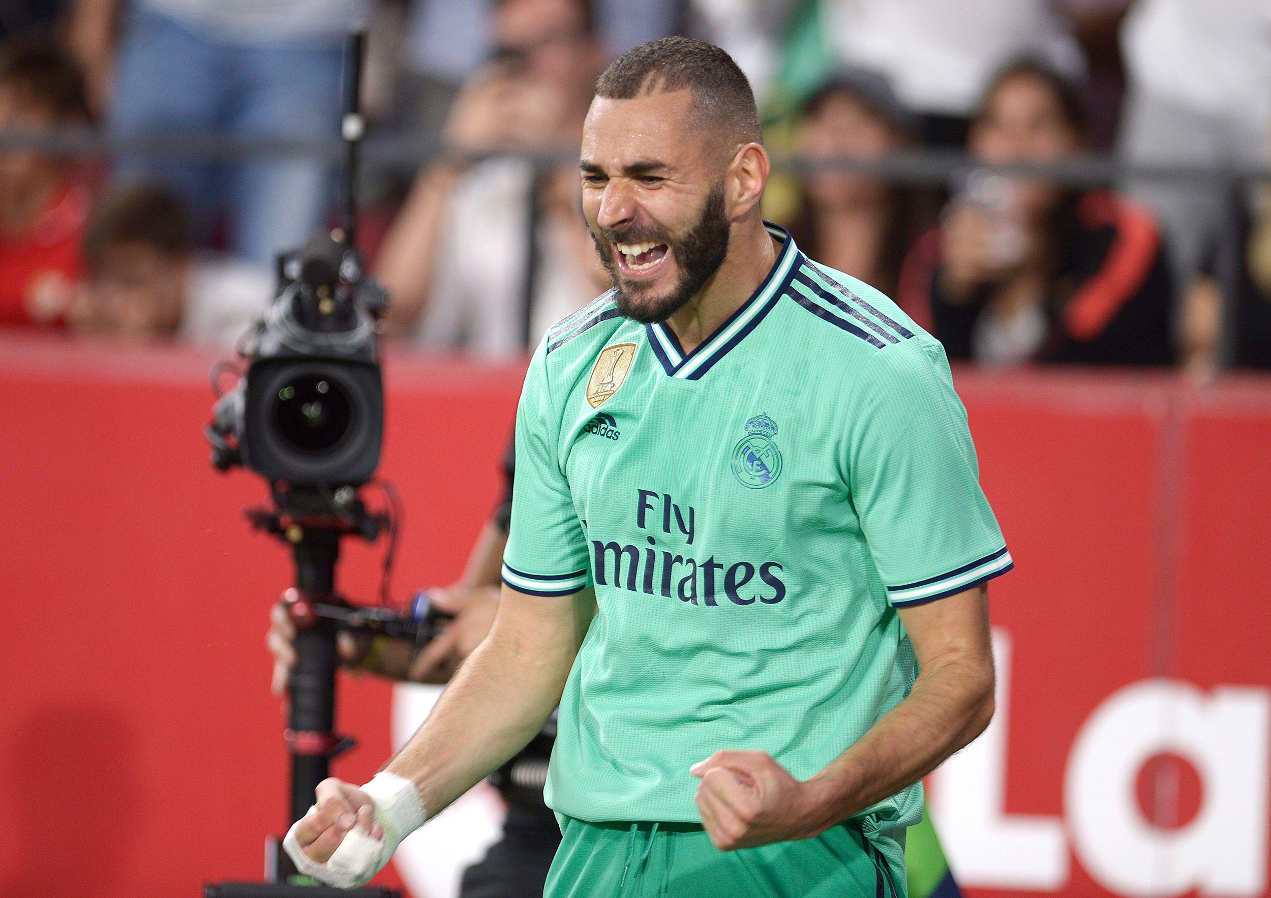 Liga - Karim Benzema délivre encore le Real à Séville (1-0)