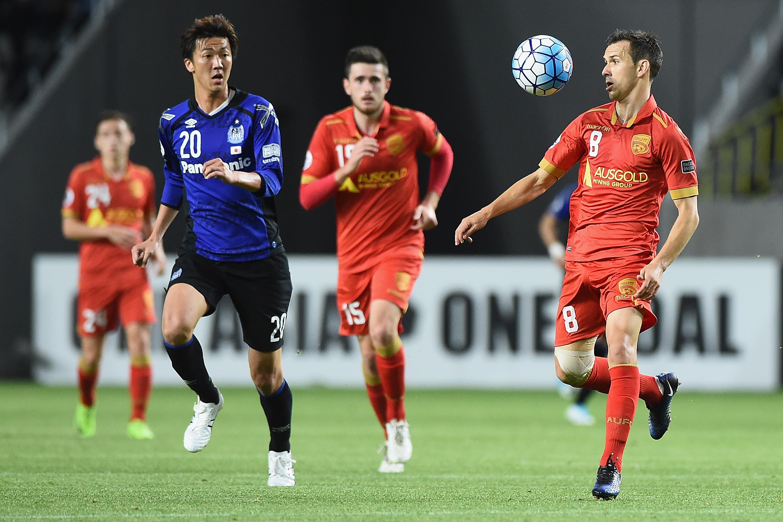 Gamba Osaka vs Adelaide United