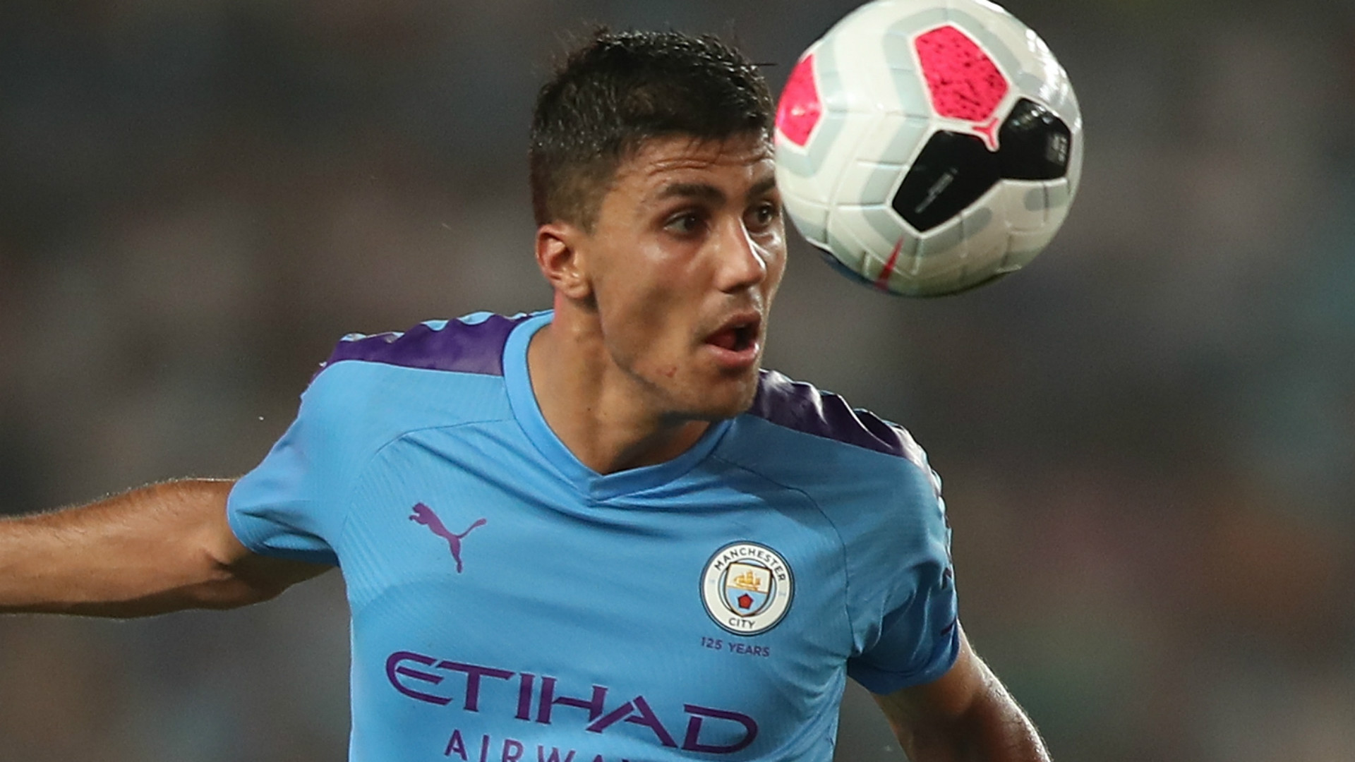 Rodri revelling in the Guardiola experience at Man City