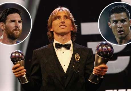 FIFA The Best 2018: So wählten die Stars