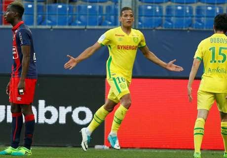 Bammou nets brace as Nantes beat Caen