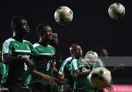 Coppa d'Africa, 1ª - Pari dell'Egitto