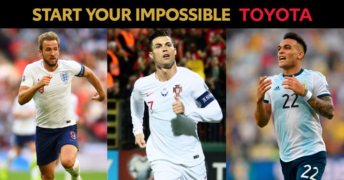 POLL: Ronaldo, Kane or Lautaro - Who impressed you most during the international break?