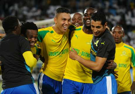 How Downs players fared vs Mazembe