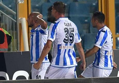 Pescara-Genoa, formazioni ufficiali