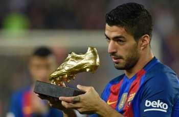 Messi, Ronaldo & the Golden Shoe leaders