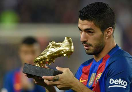 The race for the Golden Shoe