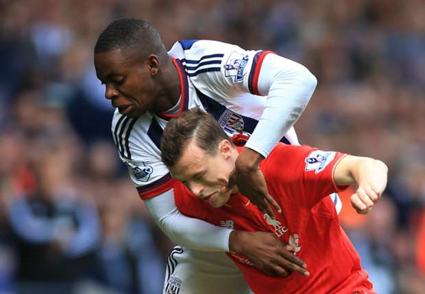 Video: West Bromwich Albion vs Liverpool
