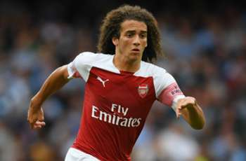 Henry & Vieira made me fall in love with Arsenal as a kid - Guendouzi