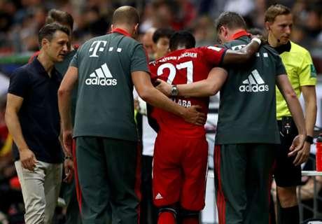 Nem szenvedett súlyos sérülést a Bayern München kulcsembere