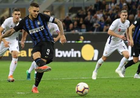 L'Inter ritrova Icardi: